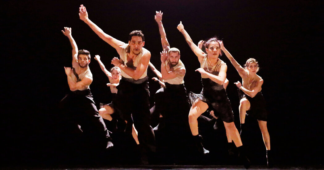 The Joyce Returns, With a Typically Eclectic Dance Menu