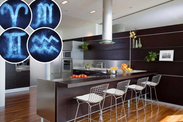 What your zodiac sign says about your home decor choices and how the pandemic has changed your furnishing style