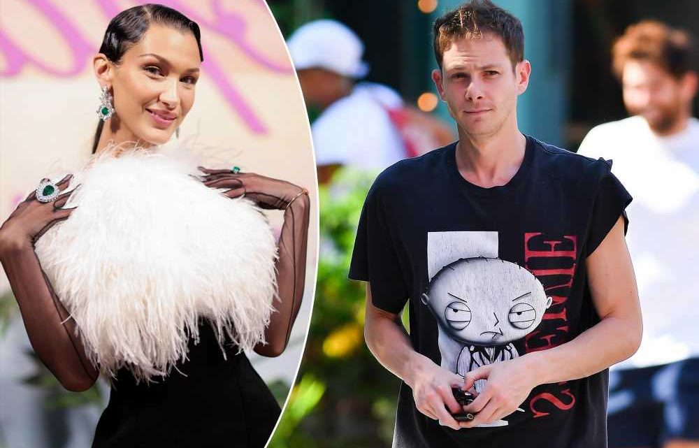 Who is Bella Hadid's rumored boyfriend Marc Kalman?