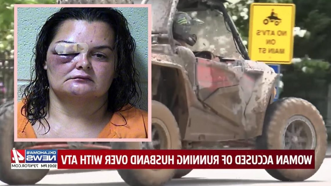 Woman Ran Over Husband With ATV After He Asked For A Divorce