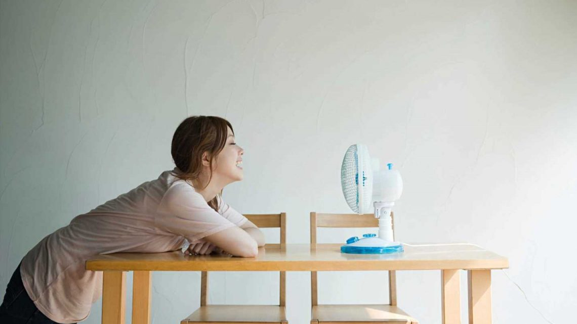 You've been using your fan all wrong… and you could be making your room even HOTTER