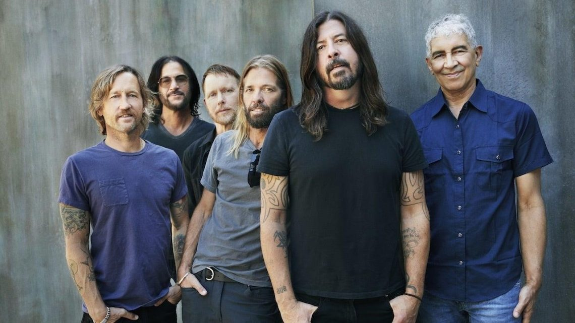 2021 MTV VMAs: Foo Fighters to Receive First-Ever US Global Icon Award