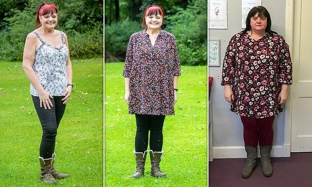 23 stone grandmother loses ten stone in only seven months