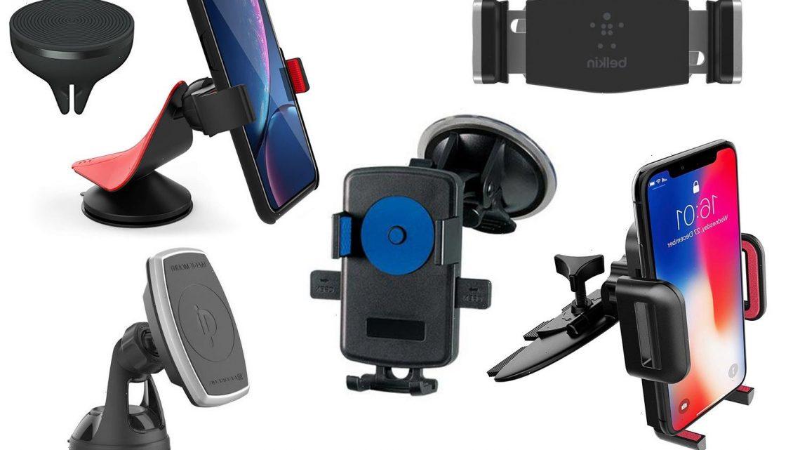 9 Best Car Phone Holders 2021   The Sun UK