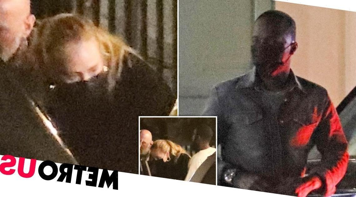 Adele enjoys low-key date with sports agent Rich Paul as romance heats up