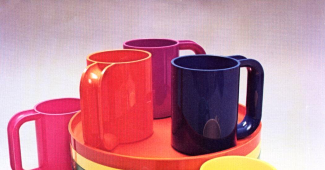 Alan Heller, Who Made Plastic Housewares Beautiful, Dies at 81