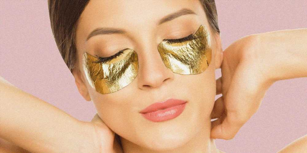 """Amazon Shoppers Have """"No More Dark Circles and Puffiness"""" After Using These $13 Gold Under-Eye Patches"""