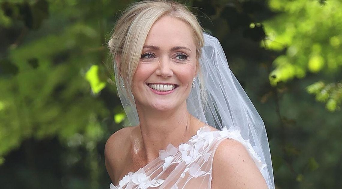 Ant McPartlin's wife Anne-Marie wore sweet tribute to late dad at wedding