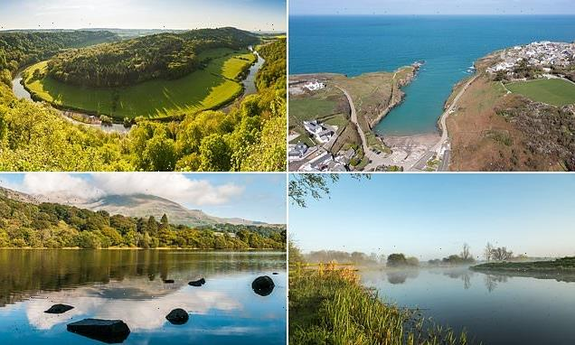 Beat the heat with our guide to the top wild swimming spots in the UK
