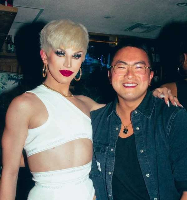 Bowen Yang Goes Behind-the-Scenes at Calvin Klein's Latest Party