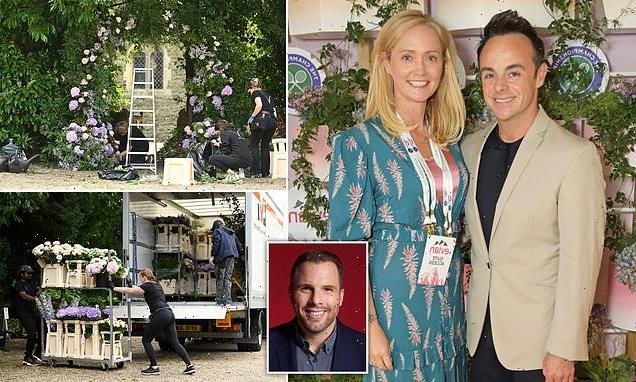 DAN WOOTTON: Ant McPartlin is marrying the woman who saved his life