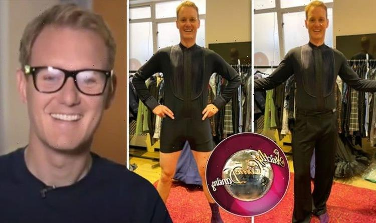 Dan Walker sparks frenzy with first glimpse of Strictly outfits as rehearsals kick off