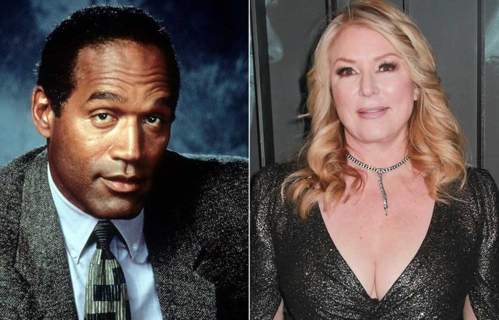 Debra Newell claims O.J. Simpson asked her out before 'Dirty John' Meehan