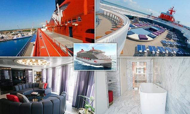 Don't like cruising? Then jump aboard Virgin Voyages' Scarlet Lady