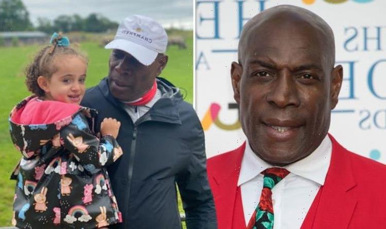 Frank Bruno melts hearts with rare pic of granddaughter as 'brave' interview resurfaces