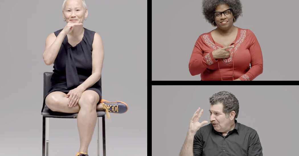 How a Question on Sign Language Led to a Deeper Look at Deaf Culture