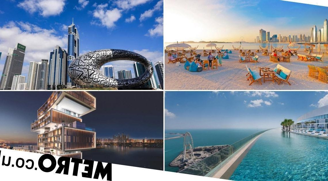 Incredible new hotels, restaurants and culture make Dubai worth a visit in 2021