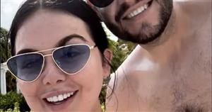 Inside Scarlett Moffatt's romantic Antigua getaway with boyfriend Scott Dobinson