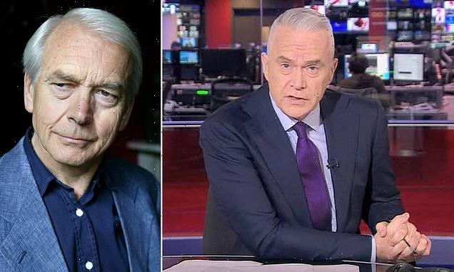 JOHN HUMPHRYS: Sorry Huw: It's now time to switch of the licence fee