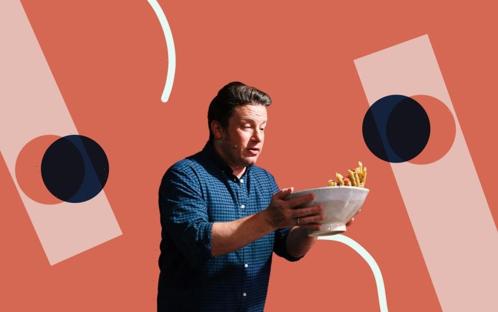 Jamie Oliver's Eggplant Milanese Is a Crispy, Cheesy Alternative to Eggplant Parm