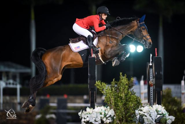 Jessica Springsteen Is Ready to Clear the Fences at the Olympics