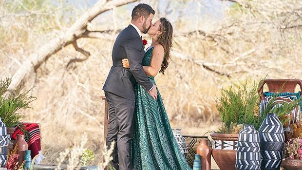 Katie Thurston & Blake Moynes Reveal Why Planning A Wedding Is 'Tough' For Them Right Now