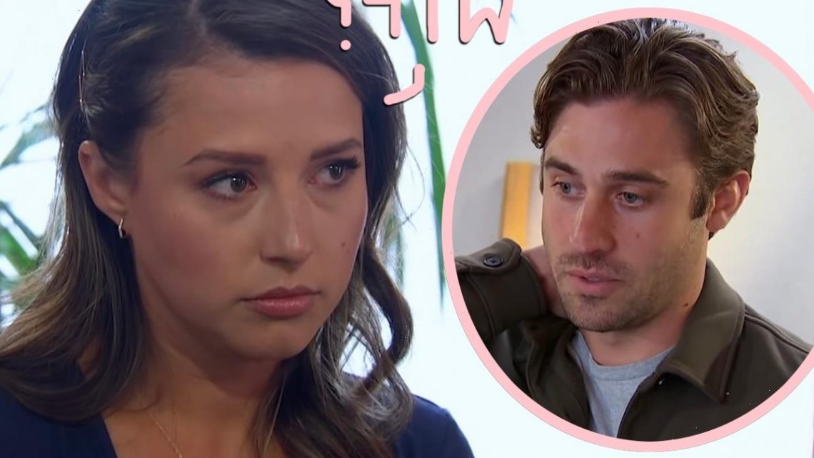 Katie Thurston Seemingly Accuses Greg Grippo Of 'Gaslighting' After Dramatic Bachelorette Breakup