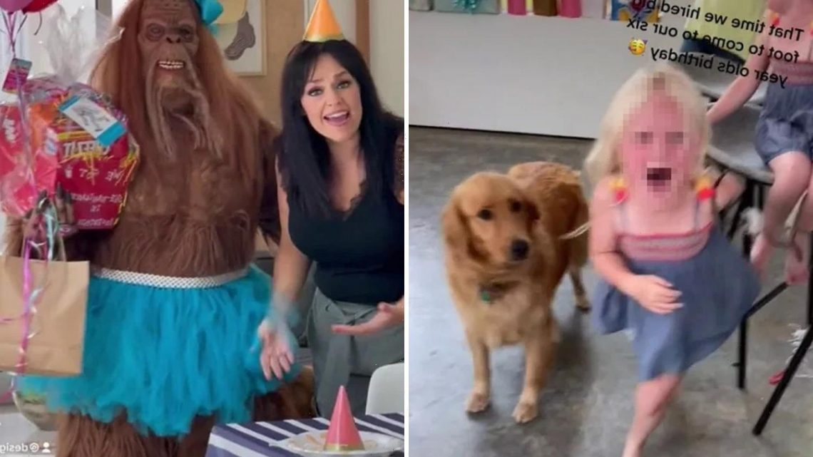 Kids' traumatised after epic fail sees mum hire last minute replacement for Elsa for birthday party