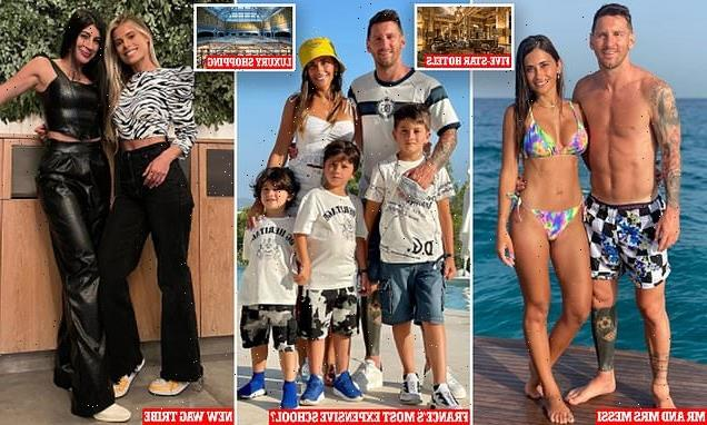 Lionel Messi PSG: How his wife and family will live