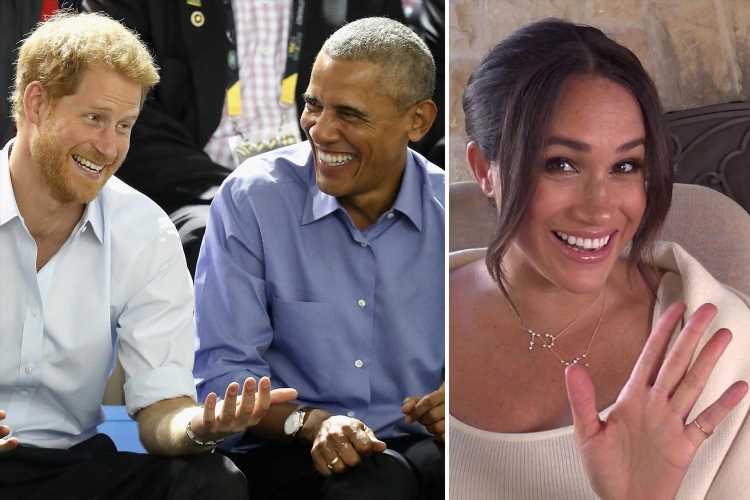 Meghan desperately wanted to be the special guest at Obama's birthday party…but she didn't even make the top 475 list