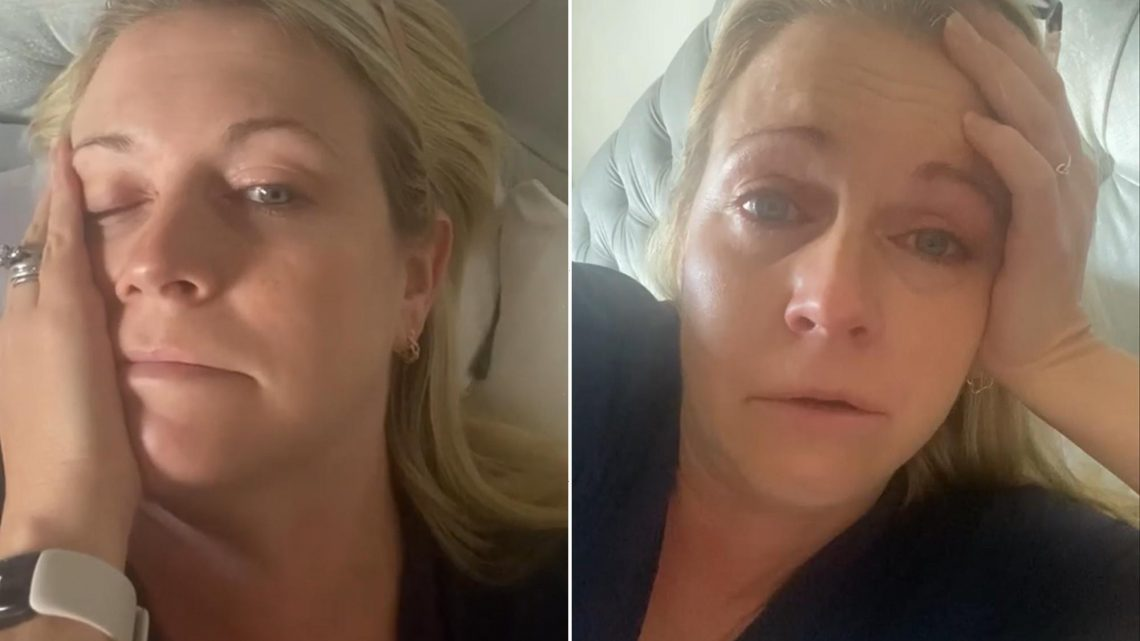 Melissa Joan Hart shares she contracted breakthrough COVID-19: 'It's bad'
