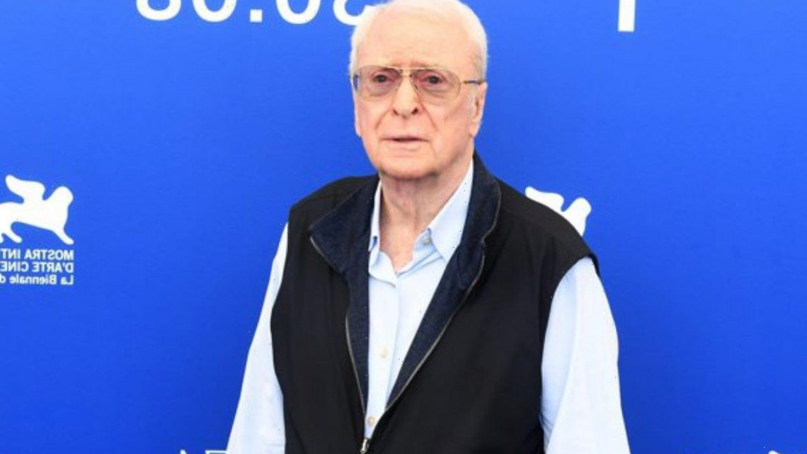 Michael Caine Hope to Publish Thriller He Wrote During COVID-19 Lockdowns