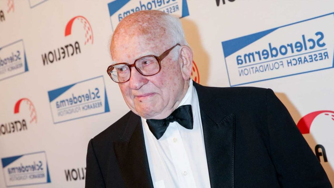 Mira Sorvino, Peter Frampton, and more mourn the death of icon Ed Asner