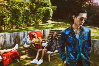 Ning Debuts Luxury Streetwear