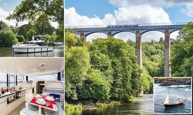 Our guide to taking a break on a yacht or canal boat in the UK
