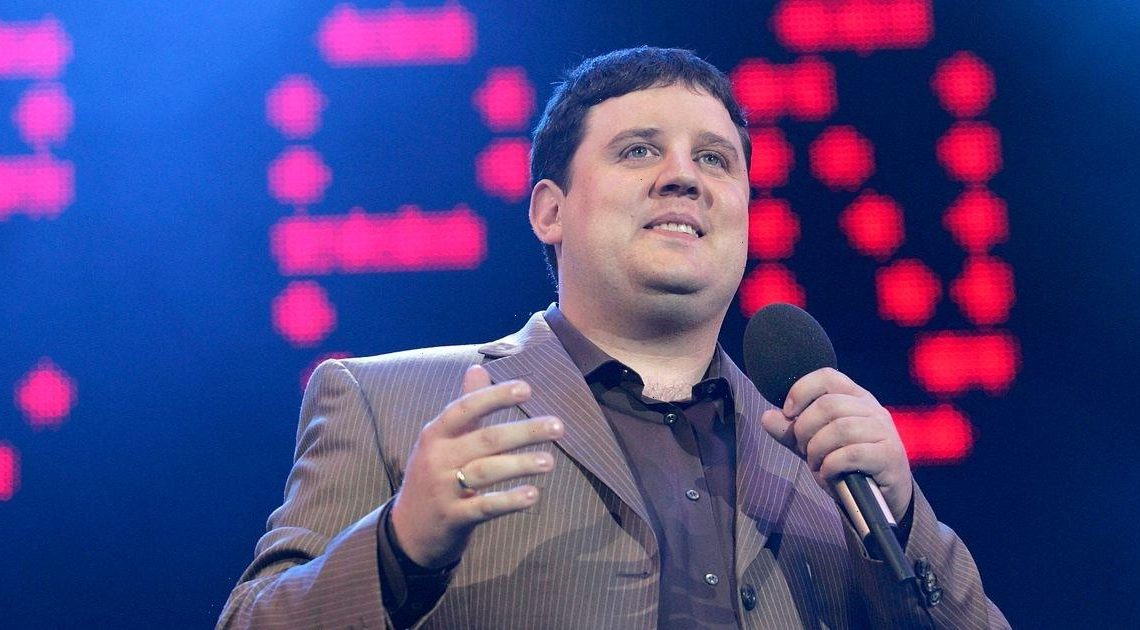 Peter Kay jokes 'I'm going away for four more years' after return to stage