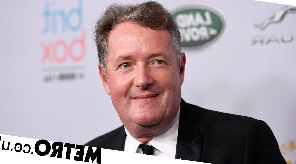 Piers Morgan says bizarre Covid symptom has him seeing 'ghostly' shapes
