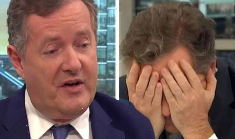 Piers Morgan sheds the pounds as Covid battle continues: 'As rough as a badger's backside'
