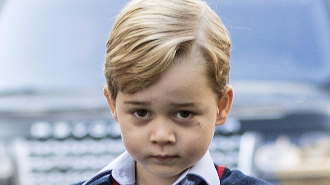 Prince George Has A Royal Relative As A Classmate