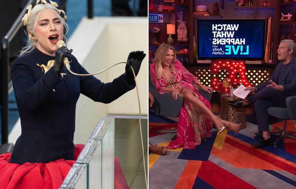 Ramona Singer tried ditching 'WWHL' for Lady Gaga tickets