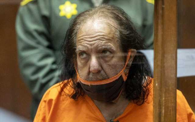 Ron Jeremy Slapped With Over 30 Sexual Assault Charges