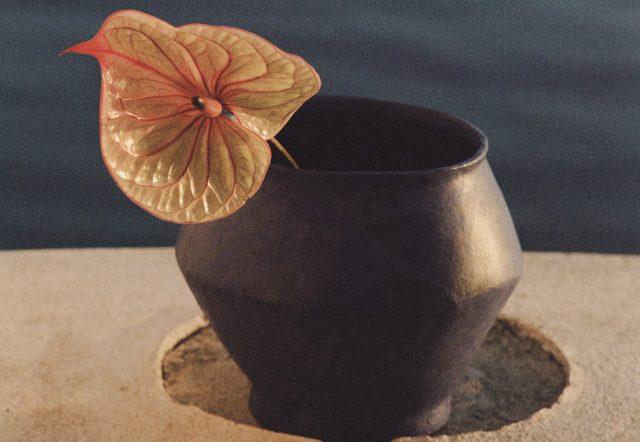 Saint Laurent Dabbles in Ceramics