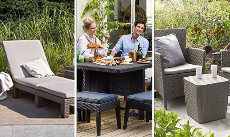 Save £60 on Keter Garden Furniture – garden furniture for under £50 in this epic sale