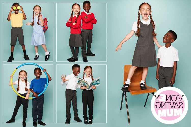 Save money on your kids' back-to-school uniform with these savvy tips – including how to get a fiver off shoes