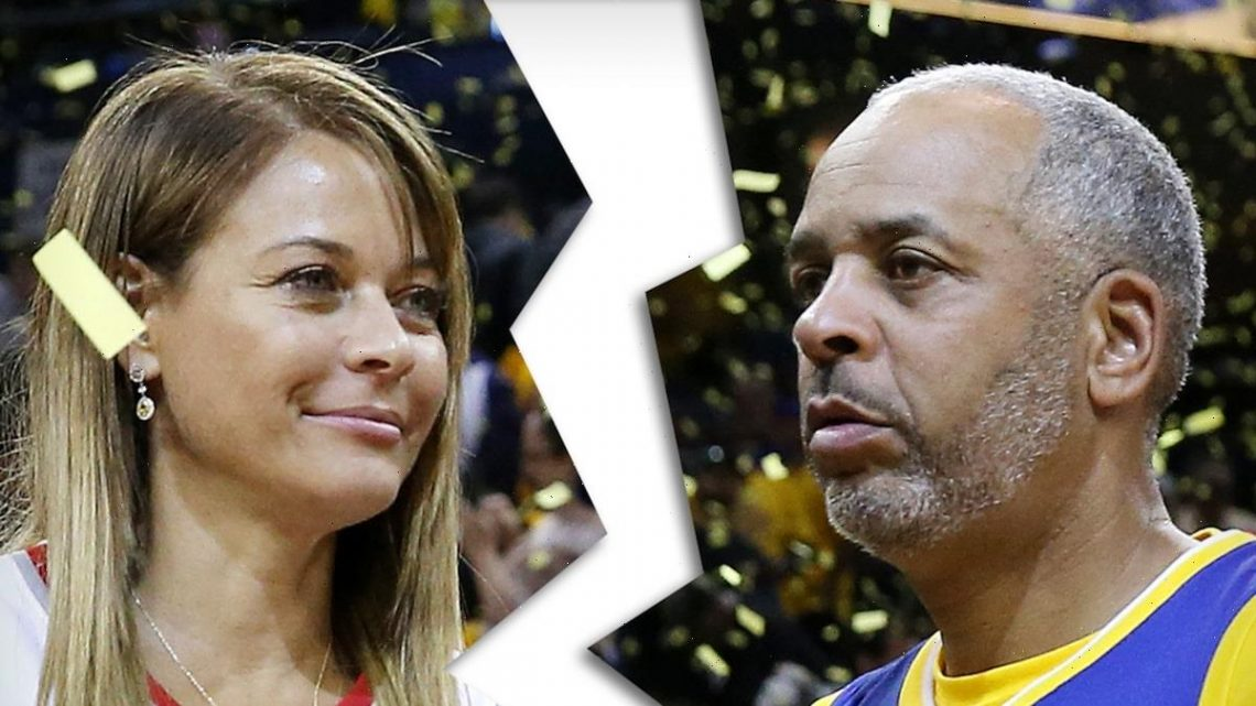 Steph Curry's Mom, Sonya, Files For Divorce From Dell