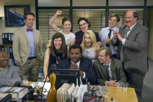 'The Office': 1 Star Used to Be the Voice of Their Local Moviefone Hotline