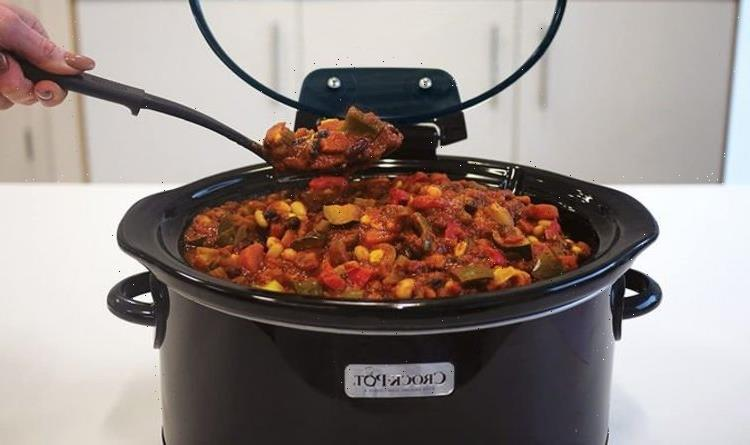 'The original and best' – Save nearly 50% on the Crock-Pot Slow Cooker
