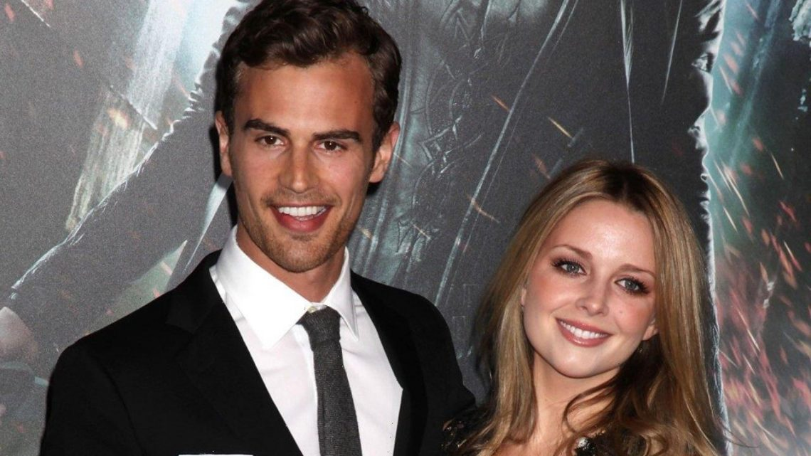 Theo James and Wife Ruth Kearney Welcome First Child After Nearly Three Years of Marriage