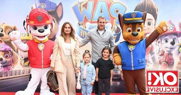 Watch Sam Faiers make her film debut in PAW Patrol: The Movie