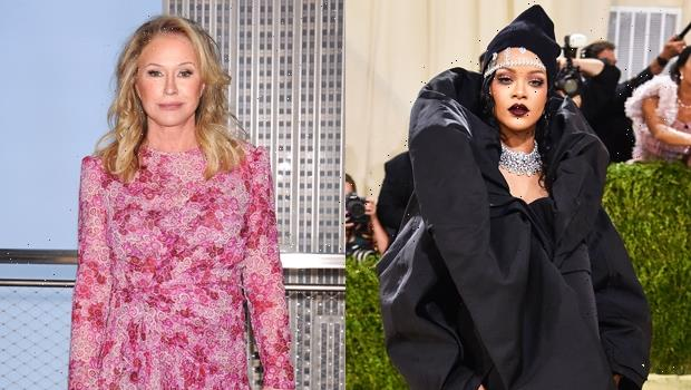 'RHOBH' Superfan Rihanna Cozies Up To Kathy Hilton At Her Met Gala Afterparty — Photo